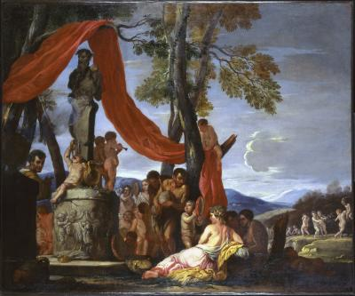 Image for Bacchanal, A