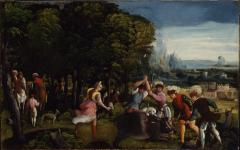Image for The Hunt of the Caledonian Boar