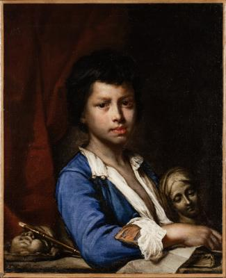 Image for Portrait of a Young Artist (also, A Young Sculptor)