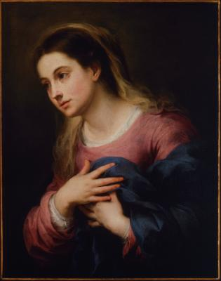 Image for The Virgin of the Annunciation