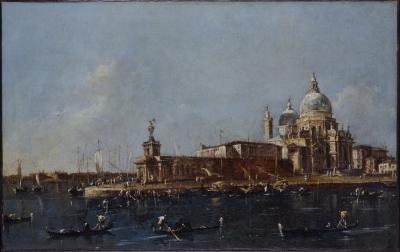 Image for View of the Grand Canal with the Dogana