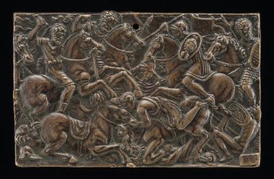 Image for Horsemen Fighting