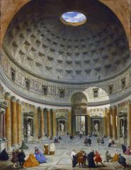 Image for Interior of the Pantheon, Rome