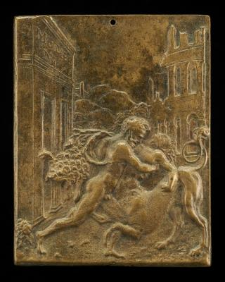 Image for Hercules and a Centaur