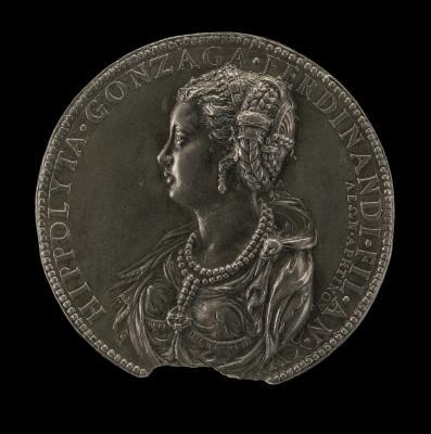 Image for Ippolita de Ferdinando Gonzaga, 1535-1563