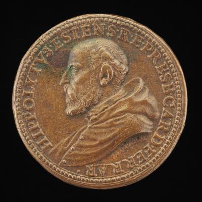 Image for Ippolito II d'Este, 1509-1572, Son of Alfonso I d'Este, Cardinal 1538