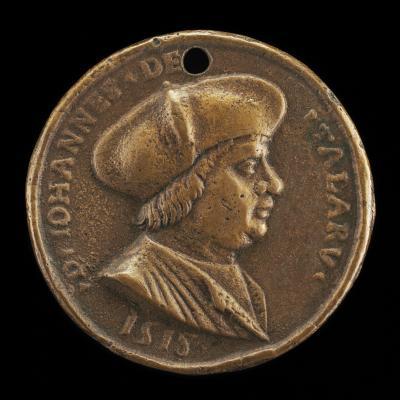 Image for Jean de Talaru, died 1550, Canon of Fourvière 1517