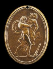 Image for Hercules and Antaeus