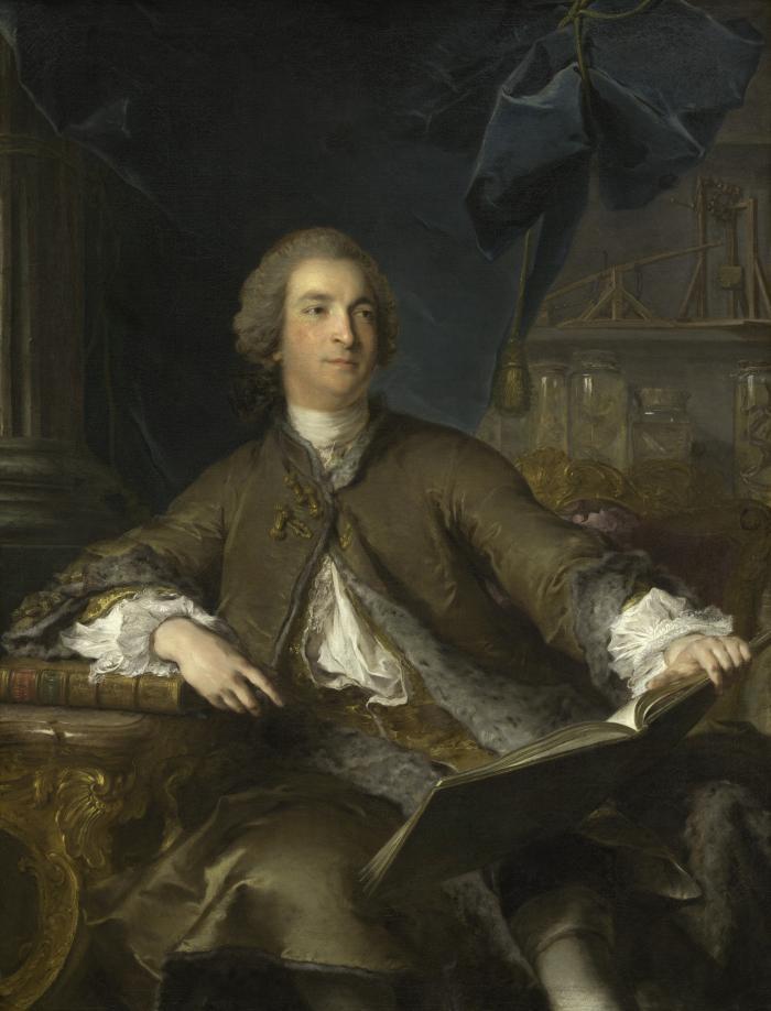 Image for Joseph Bonnier de la Mosson