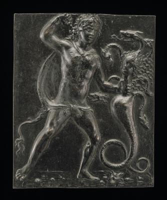Image for Hercules and the Lernaean Hydra
