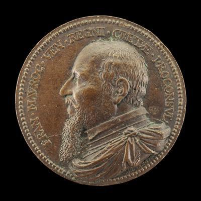 Image for Francesco Morosini, 1560-1641, civil governor of Crete 1627