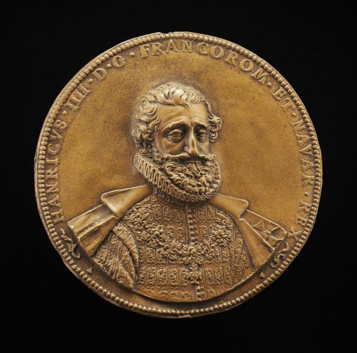 Image for Henri IV, 1553-1610, King of France 1589