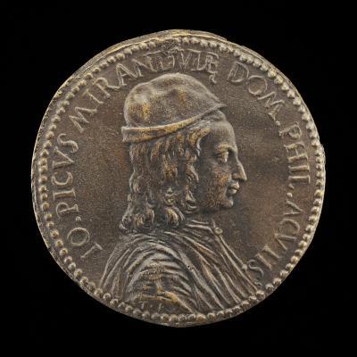 Image for Giovanni Pico della Mirandola, 1463-1494, Philosopher and Poet
