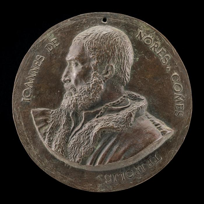 Image for Giovanni de Nores, 1489-1544, Count of Tripoli