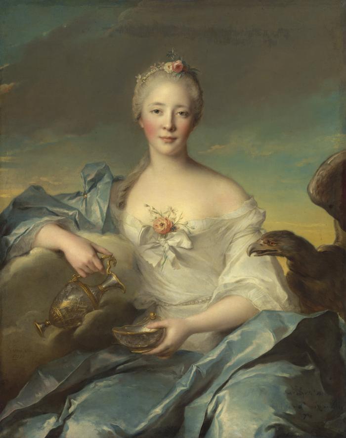 Image for Madame Le Fèvre de Caumartin as Hebe