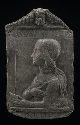 Image for Laura de Noves, 1307/1308-1348, Friend of Petrarch