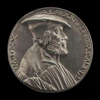 Image for Laux Kreler, c. 1486-1552, Goldsmith
