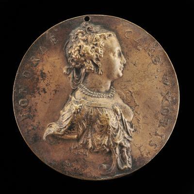 Image for Leonora, Wife of Giovanni Battista Cambi, called Bombarda, the Medallist