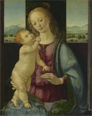 Image for Madonna and Child with a Pomegranate