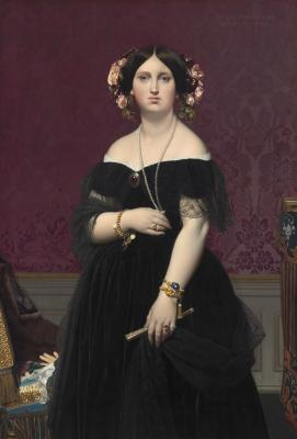 Image for Madame Moitessier