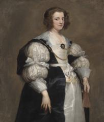 Image for Lady with a Fan