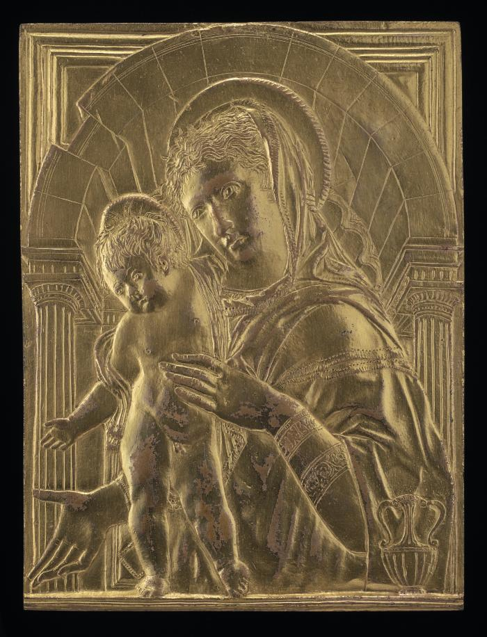 Image for Madonna and Child within an Arch