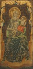 Image for Madonna and Child with Five Angels