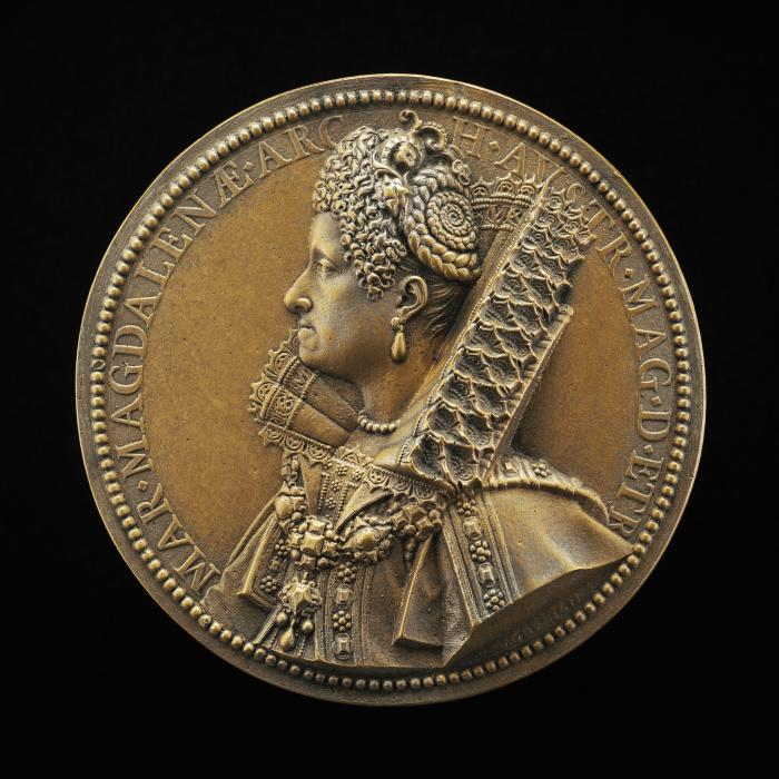 Image for Maria Magdalena, Grand Duchess of Tuscany, Wife of Cosimo II de' Medici 1589