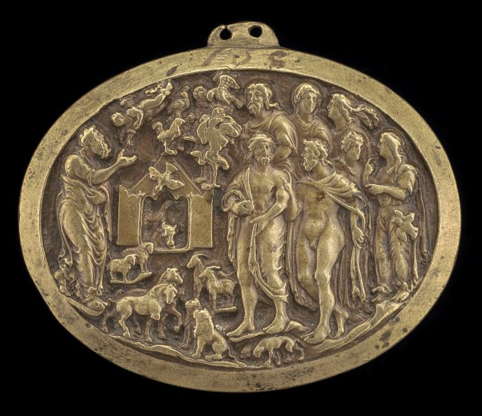 Image for Noah Entering the Ark