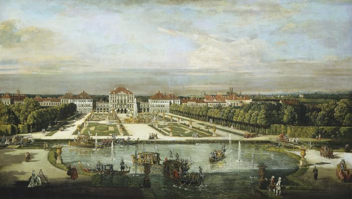 Image for Nymphenburg Palace, Munich