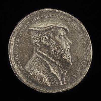 Image for Marx Rechlinger, died 1532, Patrician of Nuremberg