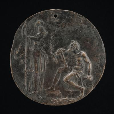 Image for Minerva and Vulcan