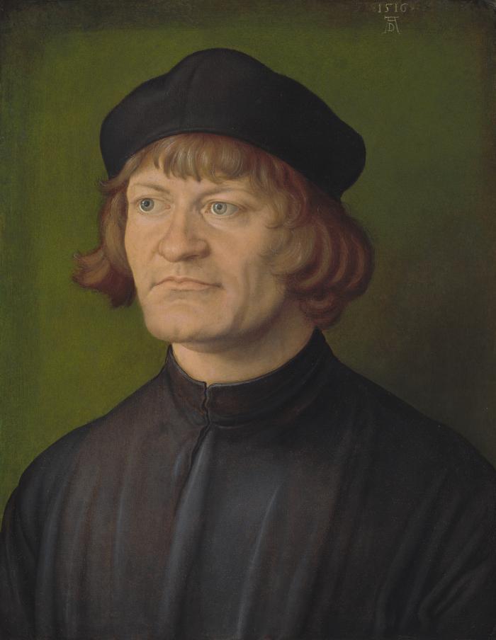 Image for Portrait of a Clergyman (Johann Dorsch?)