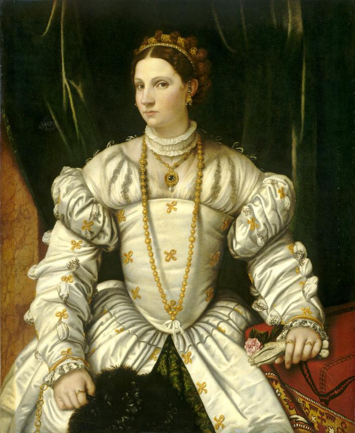 Image for Portrait of a Lady in White