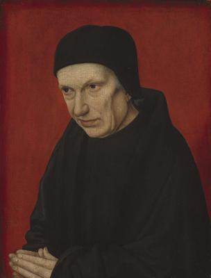 Image for Portrait of an Ecclesiastic