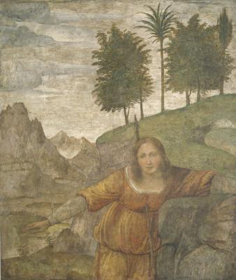 Image for Procris Pierced by Cephalus' Javelin