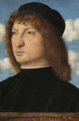 Image for Portrait of a Venetian Gentleman
