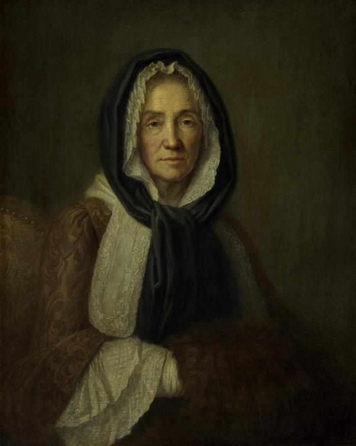 Image for Old Woman with a Muff