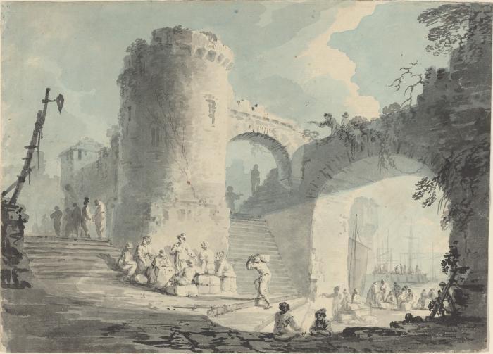 Image for Port Scene