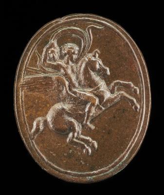 Image for Perseus Mounted on Pegasus