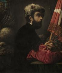 Image for Portrait of a Man as Saint George