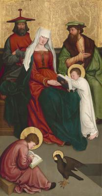 Image for Saint Mary Salome and Her Family