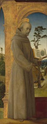 Image for Saint Bernardino of Siena