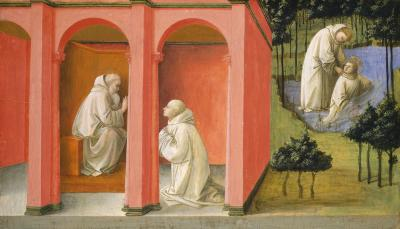 Image for Saint Benedict Orders Saint Maurus to the Rescue of Saint Placidus