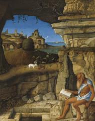 Image for Saint Jerome Reading
