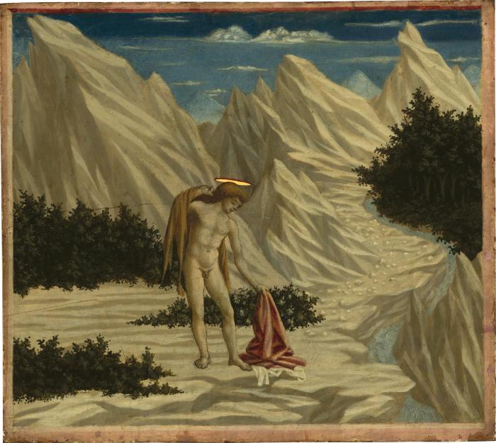 Image for Saint John in the Desert
