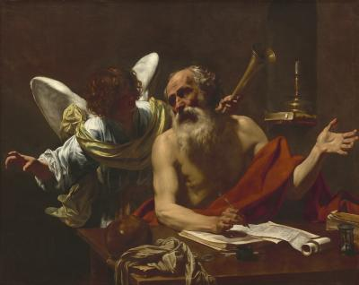 Image for Saint Jerome and the Angel