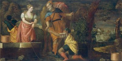 Image for Rebecca at the Well