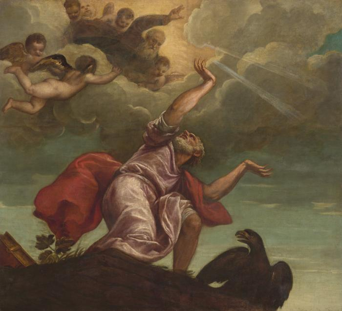 Image for Saint John the Evangelist on Patmos