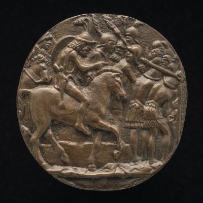 Image for Romans Passing Under the Yoke